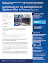 Systemic Risk in Finance